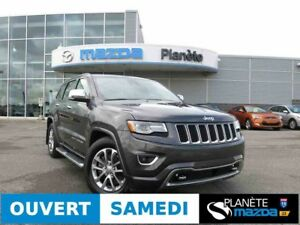 2015 JEEP GRAND CHEROKEE 4X4 MAG CRUISE NAVIGATION