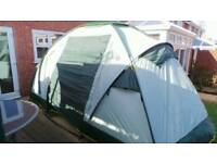 (New) family 4 man dome tent