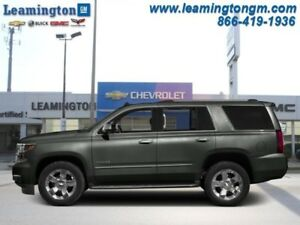 2016 Chevrolet Tahoe LTZ  - Low Mileage