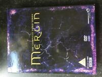 Merlin box sets