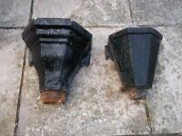Rain Hoppers Victorian Cast Iron