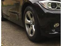 """Bmw f 30 16"""" alloys and tyres"""