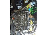 2012 golf gtd engine
