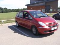 CITROEN PICASSO 2ltr HDI DIESEL DRIVES GREAT