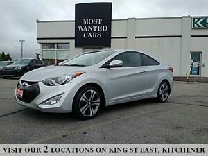 2013 Hyundai Elantra Coupe GLS | NAVIGATION | LEATHER