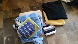 Towels and Shower Curtain, Electronic Bathroom Scale