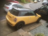 Mini Cooper s , full engine rebuild 7,000 miles ago at a cost of over £2,700