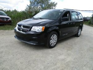 2016 Dodge Grand Caravan CANADA VALUE PACKAGE **DEMO**