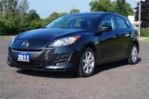 2011 Mazda MAZDA3 GX Sport Hatchback ** Only 075,778KM ** Clean