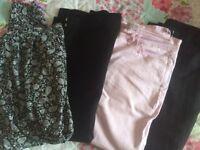 Ladies 19 item clothes bundle size 16