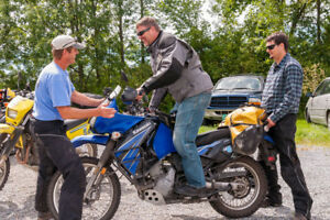Adventure Riders International private coaching in the Maritimes
