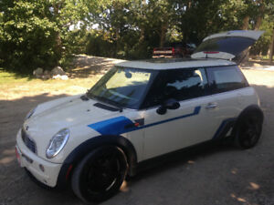 2004 MINI Mini Cooper Lowered Coupe (2 door)