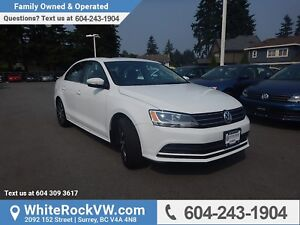2016 Volkswagen Jetta 1.4 TSI Comfortline POWER MOONROOF, REA...
