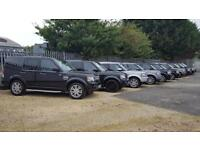 LAND ROVER DISCOVERY 3 TDV6 HSE (black) 2008