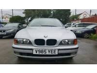 BMW 523i SE Touring Estate 5 Series Petrol Silver 2.5