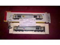 Hornby 00 Gauge R2640 Class 60 Super Detailed Loco