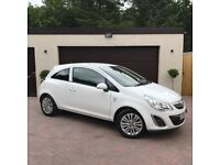 2013 Facelift Vauxhall Corsa 1.2 Energy Ecoflex 3Dr, £30 Tax, Long MOT, Serviced, Valeted Immaculate