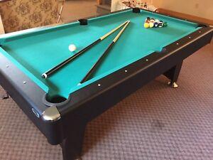 Pool table/ping pong table. Like new