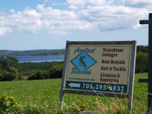 FISH CAMP on Rice Lake******6 Cottages*********