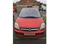 *QUICK SALE* Automatic, 7 Seater, Petrol, Red Citroen C8 2003