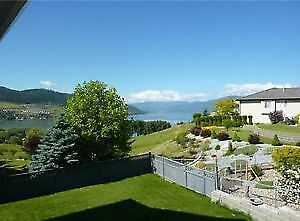 Beautiful Vernon Lake View Home for rent Oct 2017 to Mar 2018