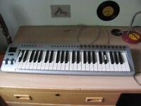 Evolution MK-249C 49key MIDI Controller
