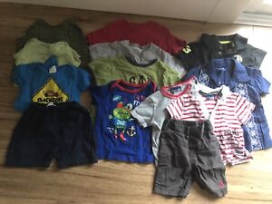 12-18 months boy's clothing lot