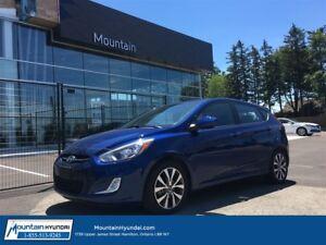 2017 Hyundai Accent SE   SUNROOF   ALLOY WHEELS