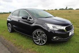 2015 DS 4 2.0 BlueHDi Prestige 5dr (start/stop)