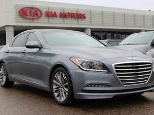 2015 Hyundai Genesis AWD, PANORAMIC SUNROOF, BACKUP CAM, COOLED/