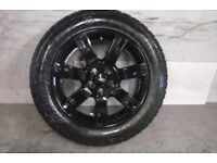 ALLOYS X 4 OF 19 INCH GENUINE RANGEROVER/DISCOVERY/FULLY POWDERCOATED IN A STUNNING HIGHGLOSS/BLACK