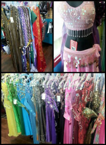 Bellydance Costumes - Beginner to Professional