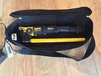 REMS Akku-Nano Cordless pipe cutter in Carrycase