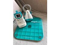 Angelcare baby alarm and sensor