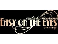Easy on the Eyes -Eyelash Extensions/Lash Lift - Esher, Surrey (London)