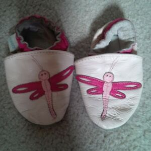 Robeez 6-12 months shoes All 3 for $12