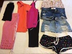 Summer Clothing Mix-Fits teenager.