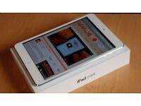 Apple iPad Mini 1 Wifi Silver 32GB