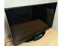 """ALBA 32"""" LCD TV FULL HD BUILT IN FREEVIEW EXCELLENT CONDITION REMOTE CONTROL HDMI FULLY WORKING"""
