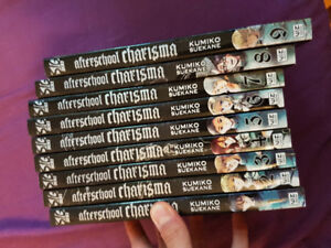 Afterschool Charisma (Volumes 1-9)