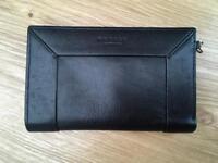 Radley border leather purse