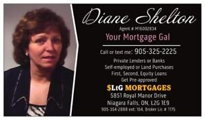 Call Me, Your Mortgage Gal, for Your Mortgage Needs