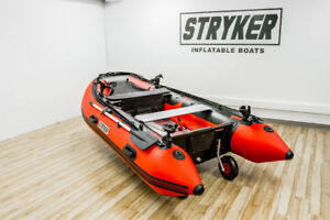 Stryker Ranger LX 360 Inflatable Boat