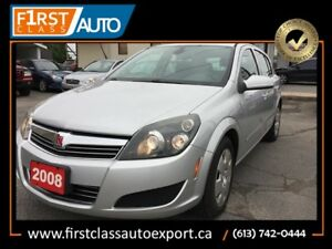 2008 Saturn Astra XE - Great On Gas! RELIABLE CAR!