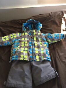 Snowsuit for baby / toddler