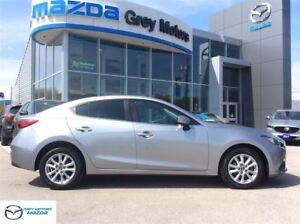 2014 Mazda MAZDA3 GS-SKY, Navigation, Auto, Heated Seats, Sunroo