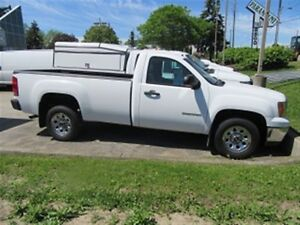 2012 GMC Sierra 1500 Reg Cab 2wd long box
