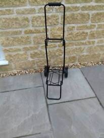 Trolley (used from campervan for toilet cassette)