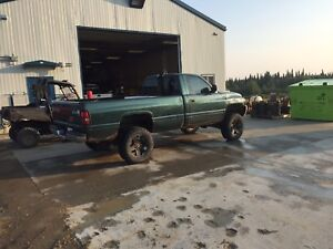 2001 dodge 2500 12 valve cummins parts truck