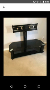 """Nice TV Stand can hold up to a 50"""" tv"""